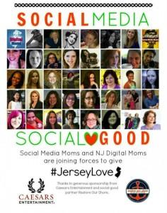 Social media event - jersey love
