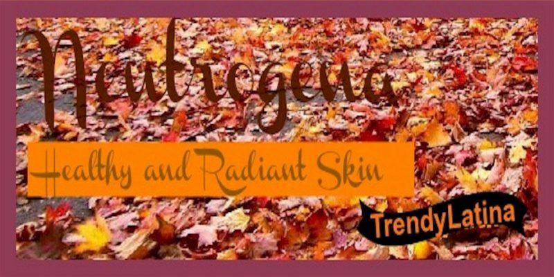 radiant skin with neutrogena