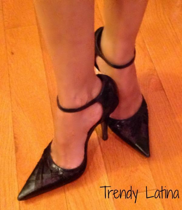 black shoe Trendy Latinaf