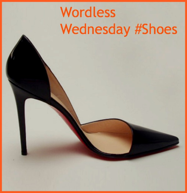 wordless Wed shoes