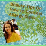 Beauty Tips On How To Conceal Allergy Signs