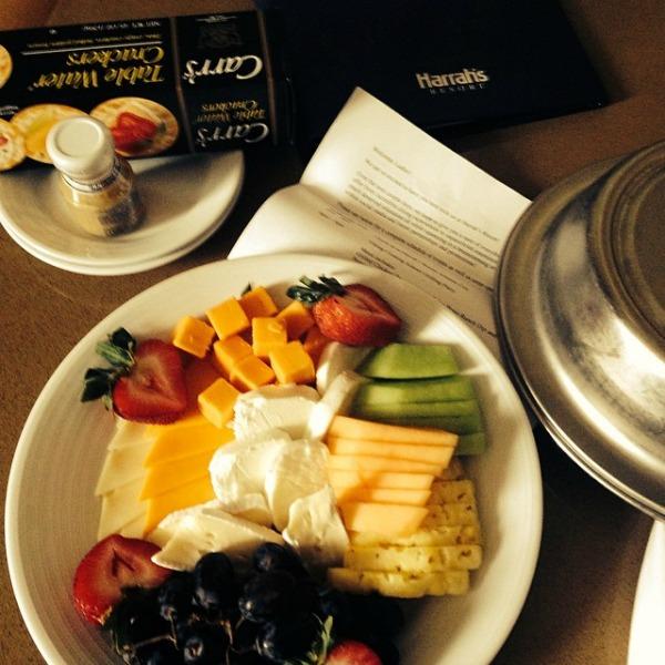Fruit Platter Getaway
