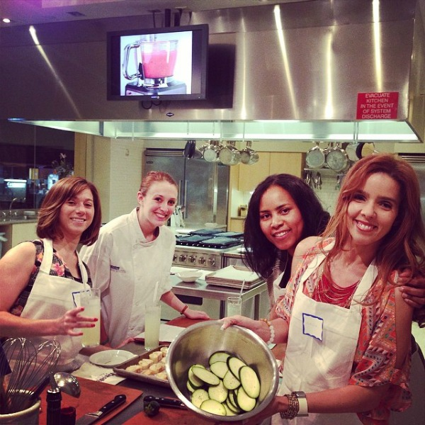 Girlfriend Getaway Cooking Class