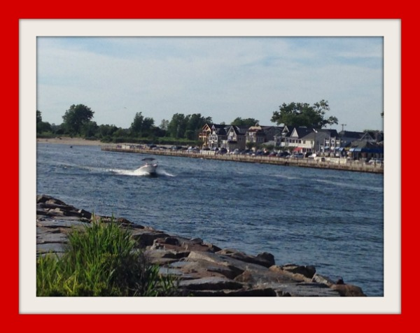 Boat View #JenksAmbassador Trendy Latina