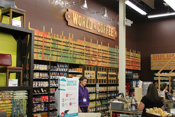 Coffee World Market
