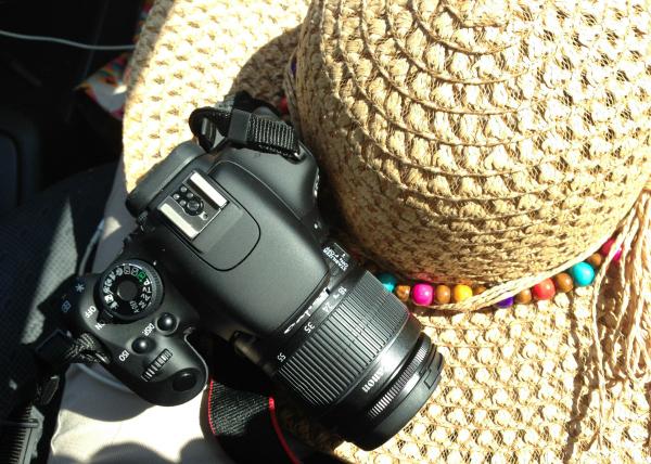 Trendy Latina Camera
