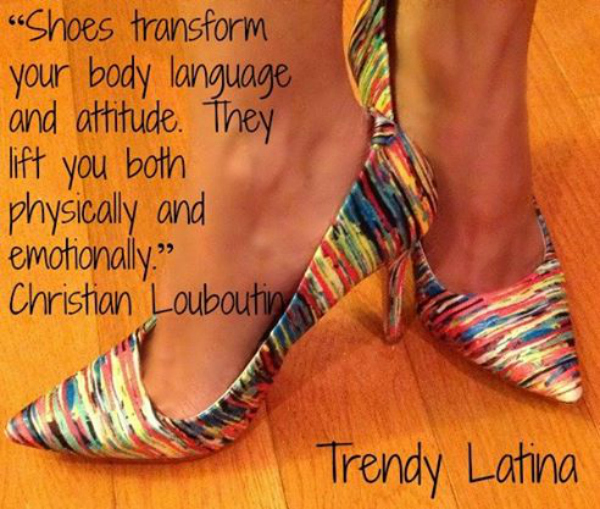 Trendy Latina Shoes