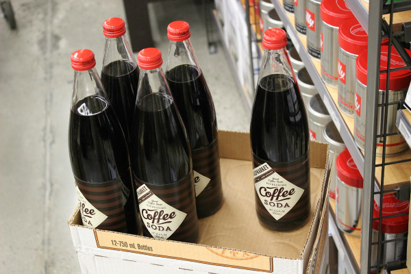 World Market Coffee Soda