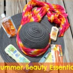 Five Summer Beauty Essentials
