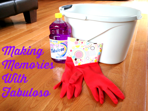 Making Memories With Fabuloso