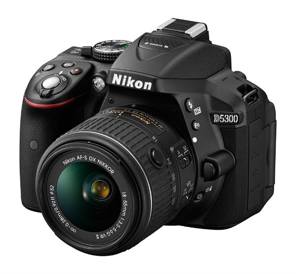 DI multi Nikon D5300f