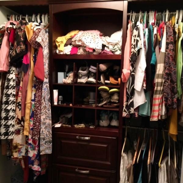 Trendy Spring Closet
