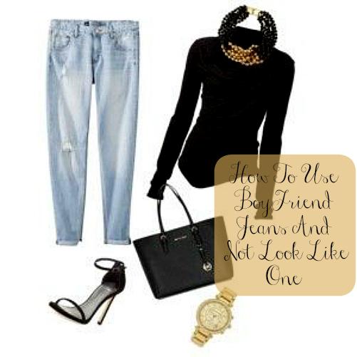 Trendy Boyfriend Jeans
