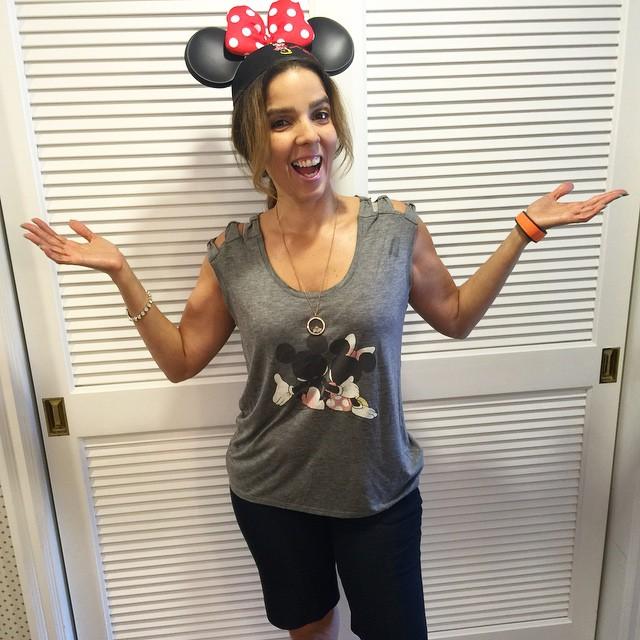Latina Blogger Disney Social Media Moms