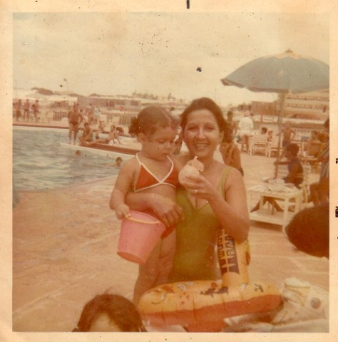 Mom and I 3
