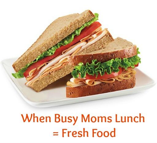 fresh foods IG