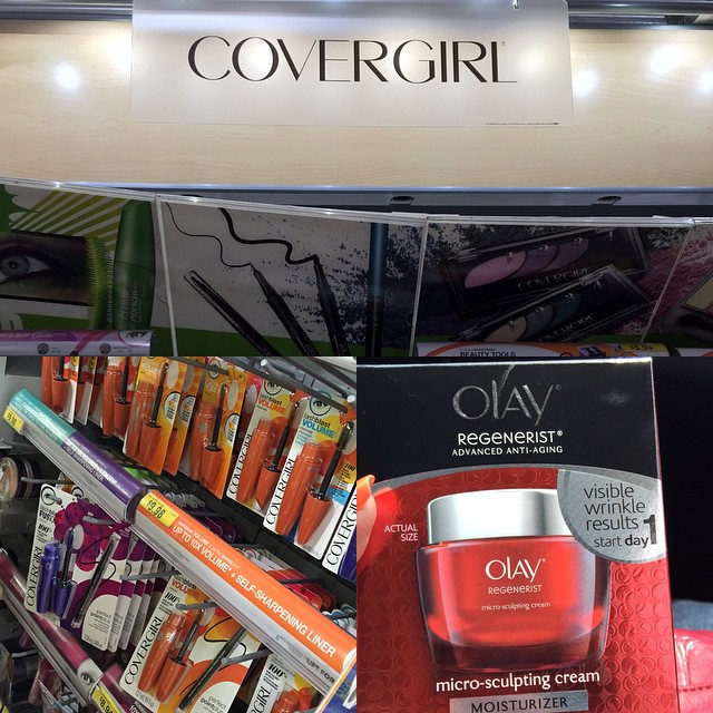 covergirl at Walrmart