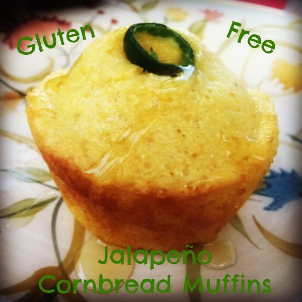 jalapeno cornbread muffin