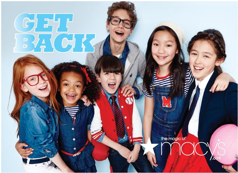 Back To School Macys