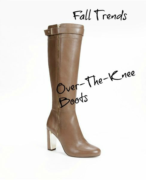 Trendy Fall Boots1