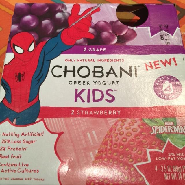 Chobani Smoothie
