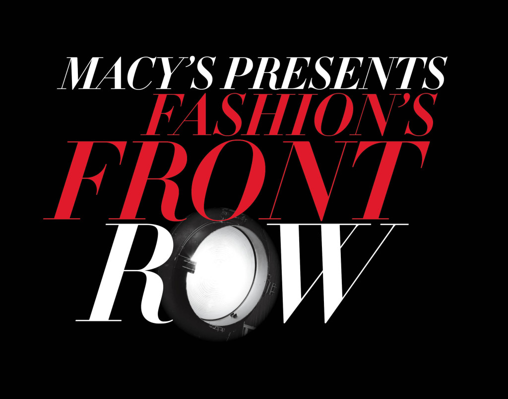 Macys Front Row