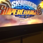 My Latest Periscope Just Out – The New Skylanders Superchargers!