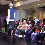 My Latest Periscope Just Out – Macys Fashion Show – Part 1!