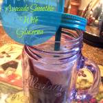 Healthy Avocado Smoothie With Glucerna