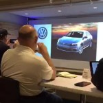 My Latest Event Periscope – 2016 VW Passat Unveiling (Part 2)