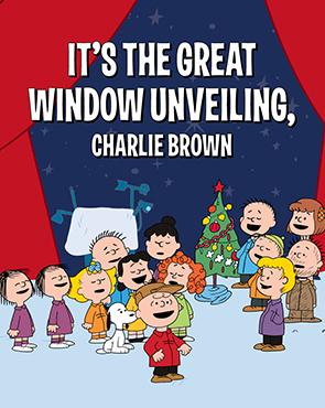 Charlie Brown At Macys