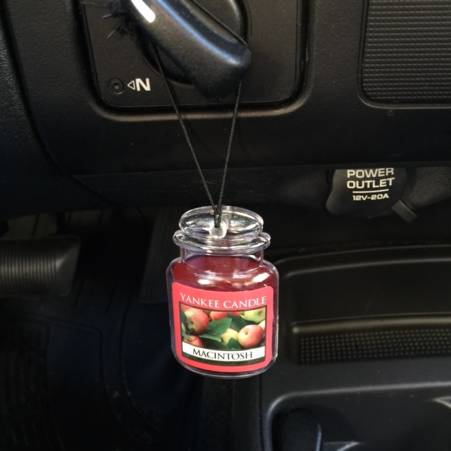 Yankee Candle Car