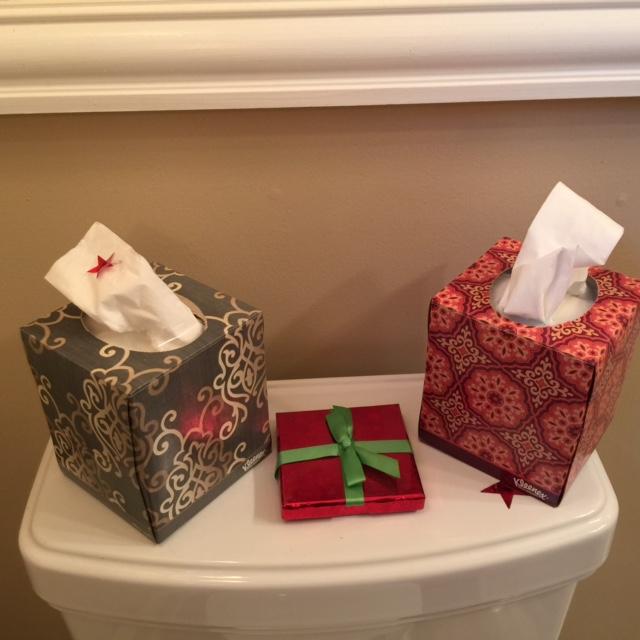 holiday bathroom decor 3