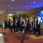 My Latest Event Periscope – Beautiful Choir!