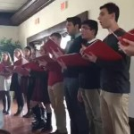 My Latest Event Periscope – CherryHill Choir! Caroling!