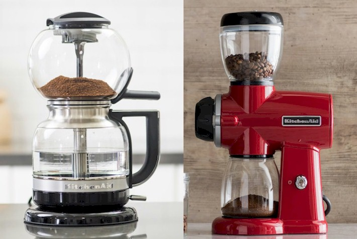 siphon and grinder