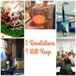 5 Resolutions I Will Keep