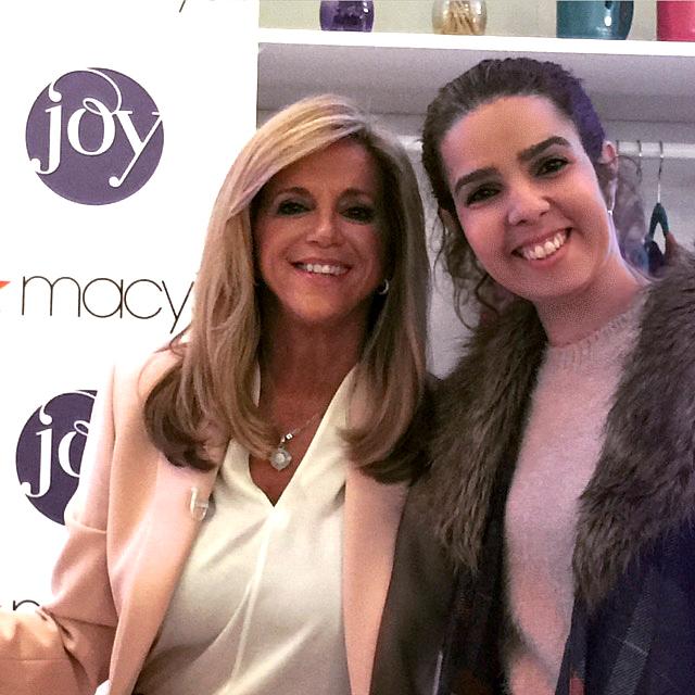 Joy Mangano at Macys 1