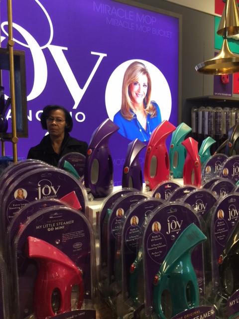 Joy Mangano at Macys 7