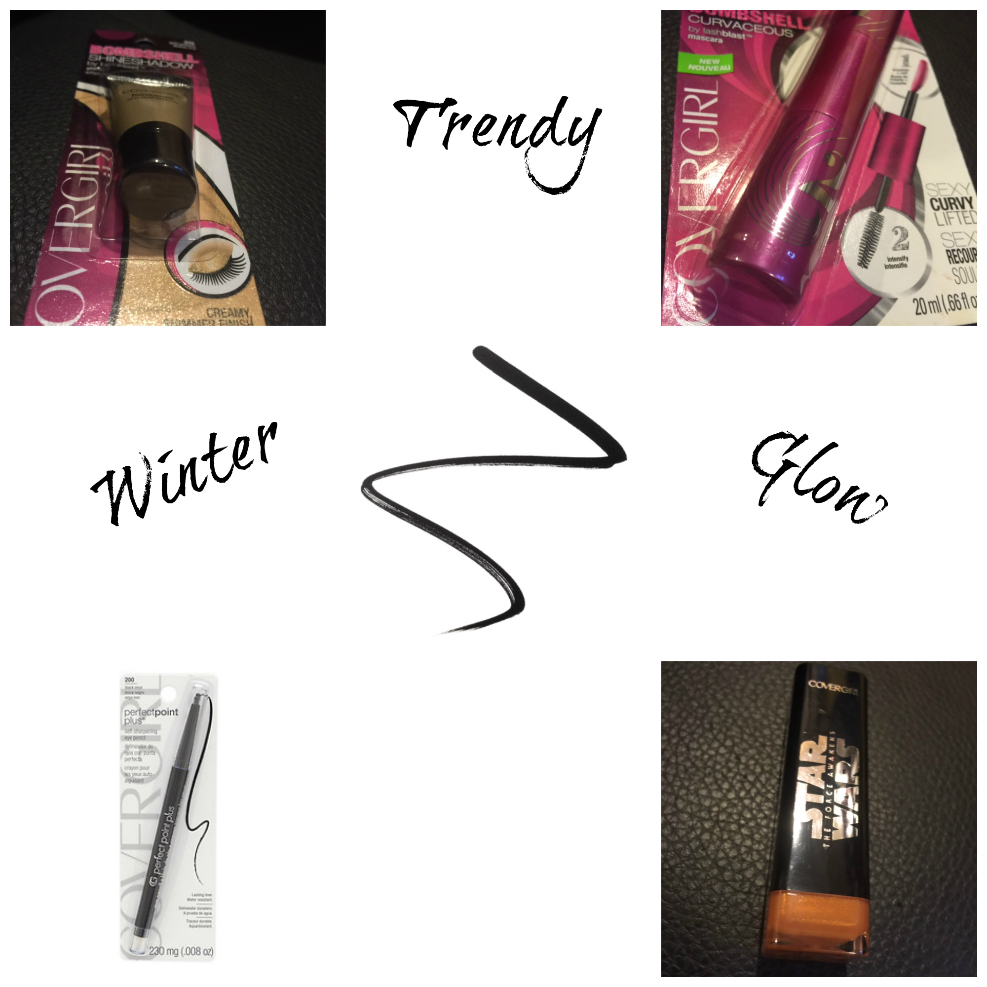 Trendy Winter Glow Make up