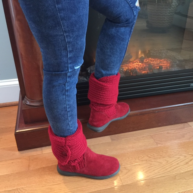 Tricot Boots 2