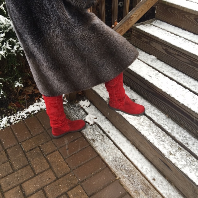 Tricot Boots 3