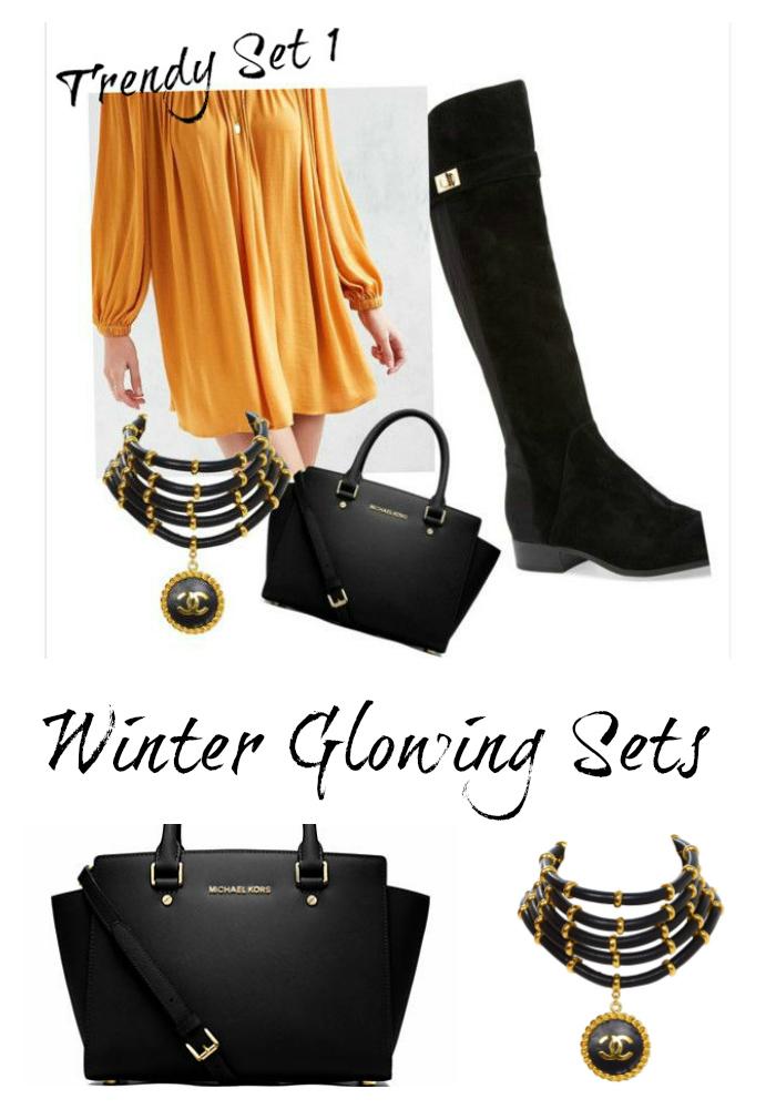 Winter Glowing Sets