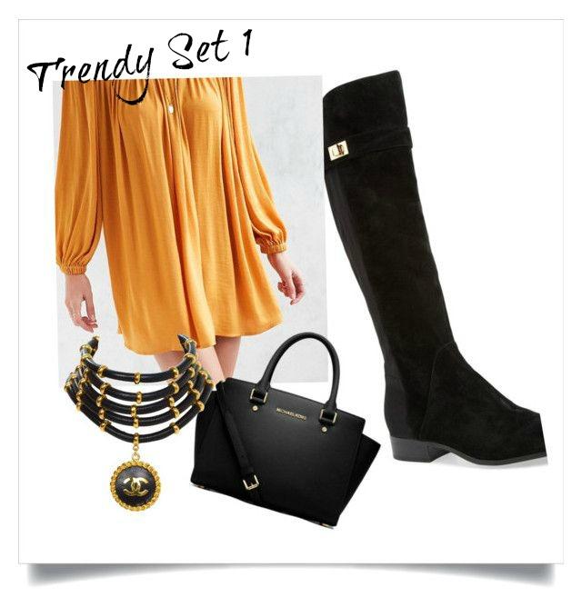 mustard trendy set 1