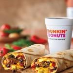 Latin Flavor Blast At Dunkin' Donuts New Breakfast Menu