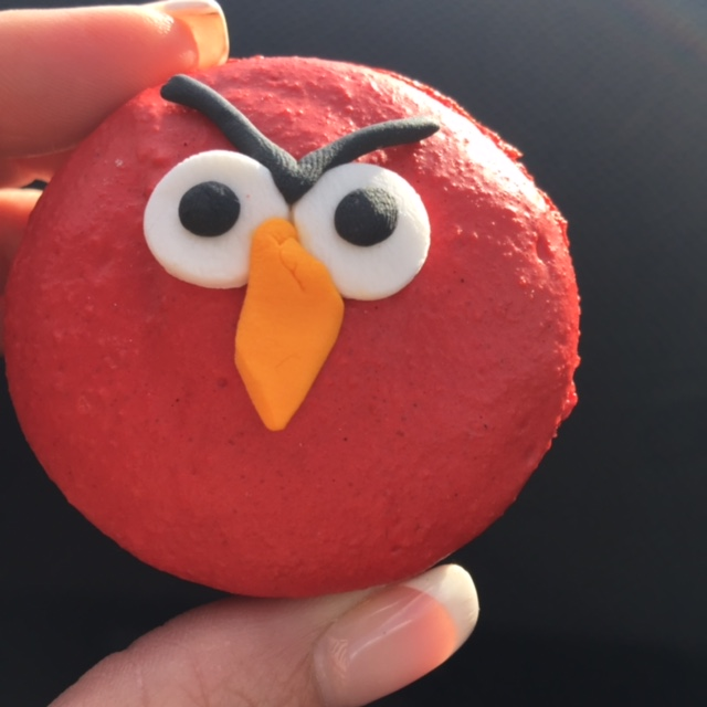 Angry Birds Cookie