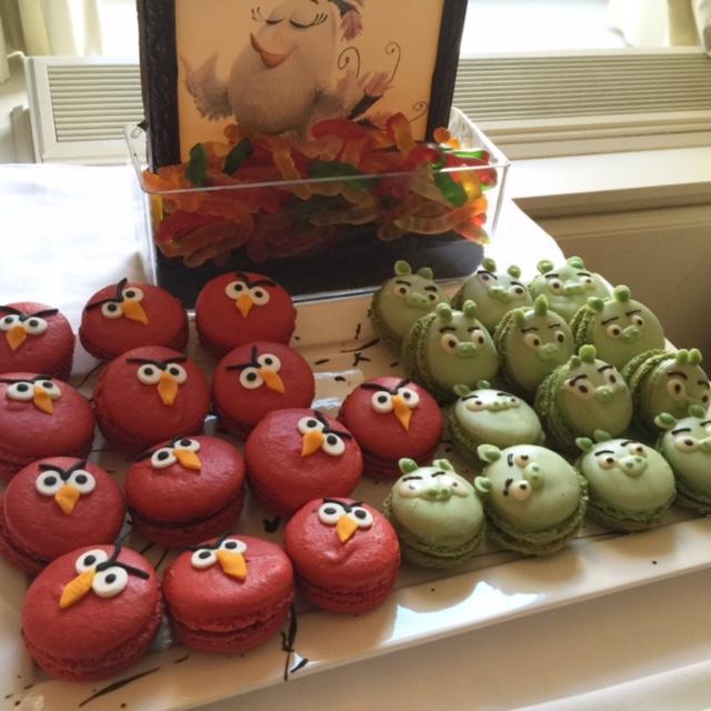 Angry Birds Tray