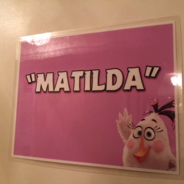 Matilda Sign