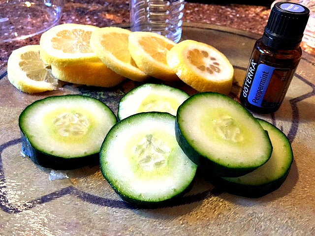 Lemon Cucumber Detox