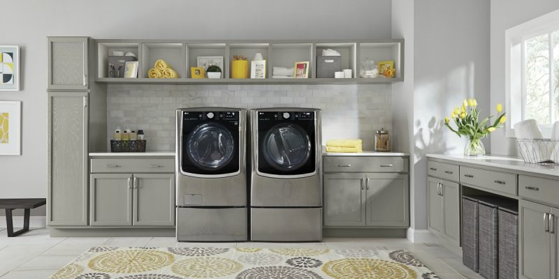 LG Twin Washer & Dryer